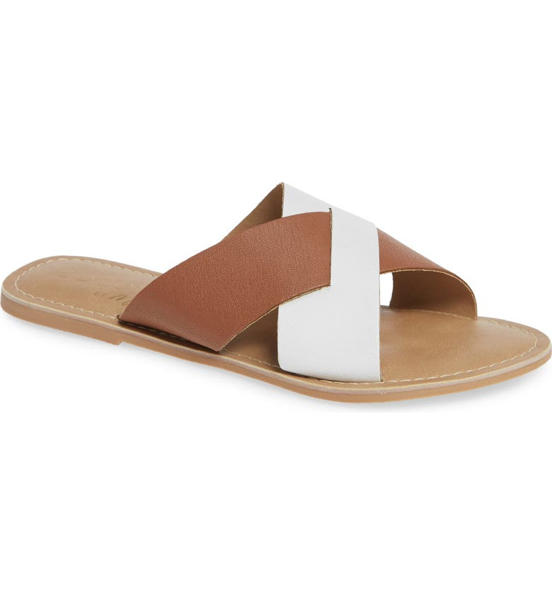 COCONUTS BY MATISSE Wilma Slide Sandal, Main, color, 200