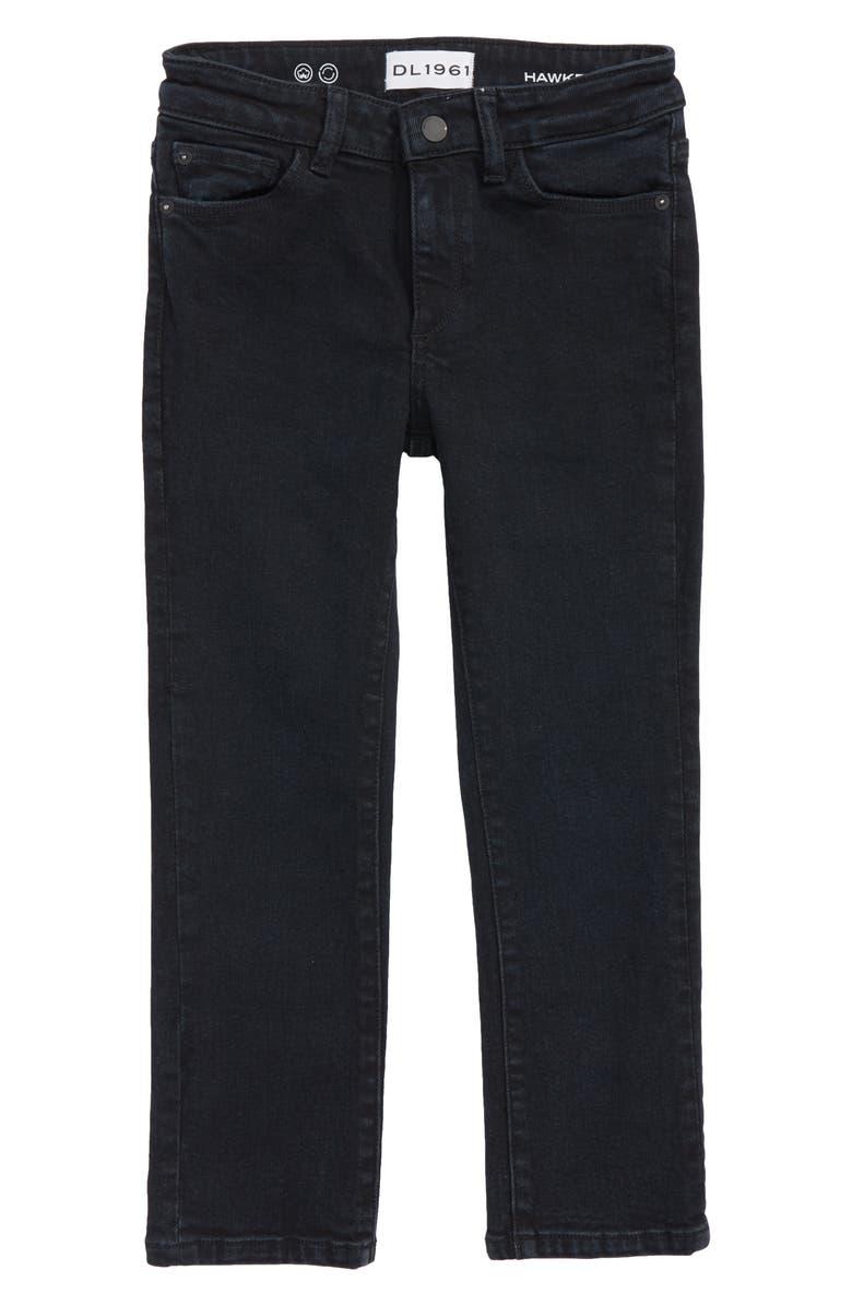 DL1961 Hawke Skinny Jeans, Main, color, 001