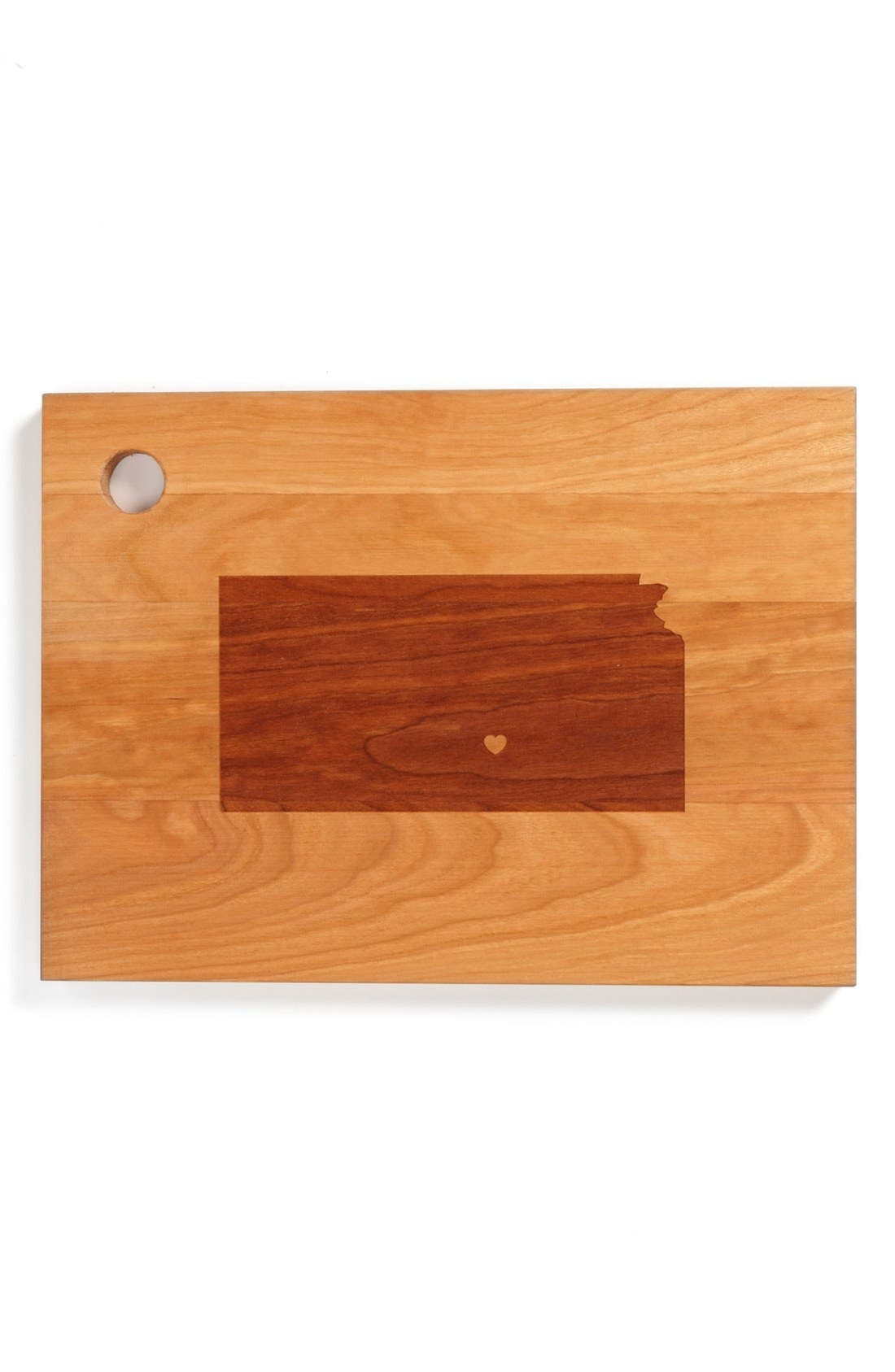 ,                             'State Silhouette' Cutting Board,                             Main thumbnail 18, color,                             215