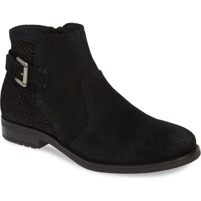 Bos. & Co. Tryn Bootie, Black