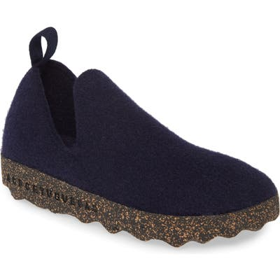 Asportuguesas By Fly London City Sneaker, Blue