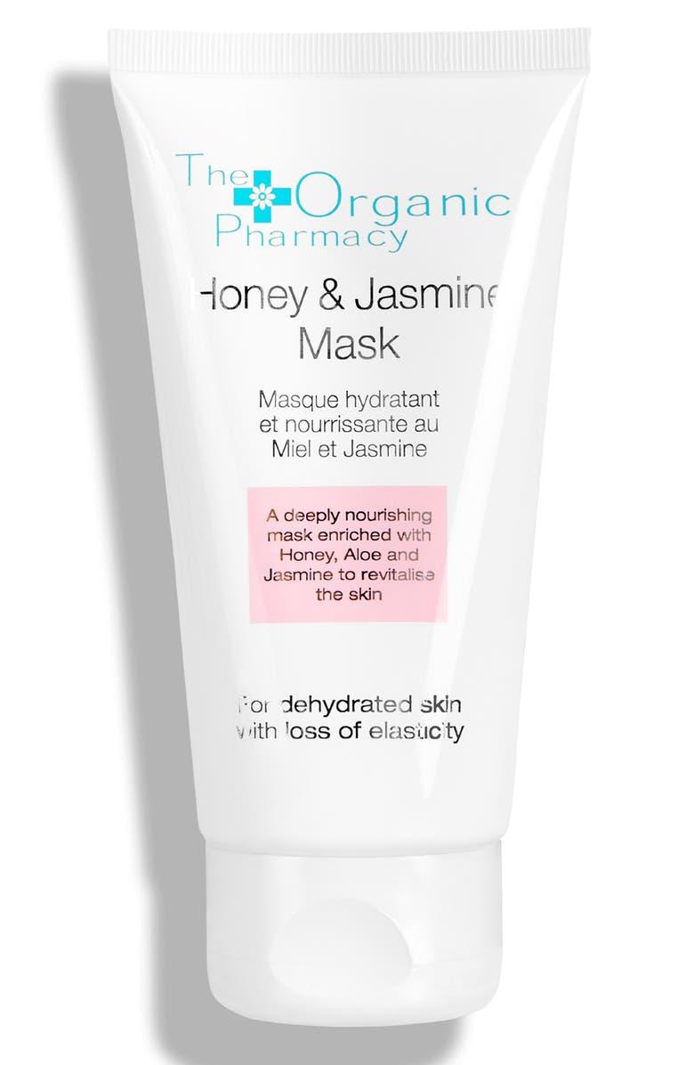 THE ORGANIC PHARMACY Honey & Jasmine Mask, Main, color, NO COLOR