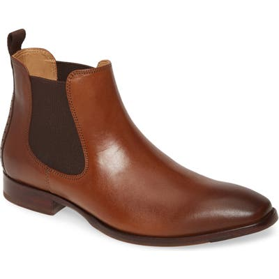 Johnston & Murphy Mcclain Chelsea Boot, Brown