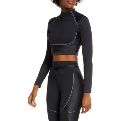 Nike City Ready Dri-Fit Crop Training Top