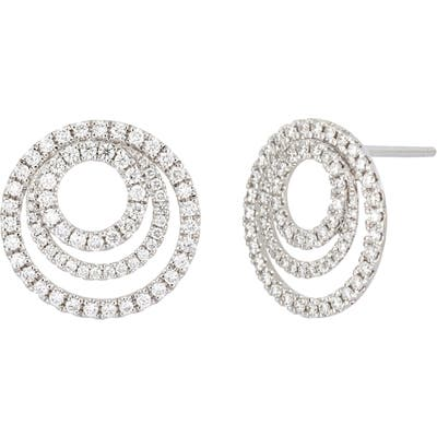 Bony Levy Bardot Triple Circle Stud Earrings (Nordstrom Exclusive)