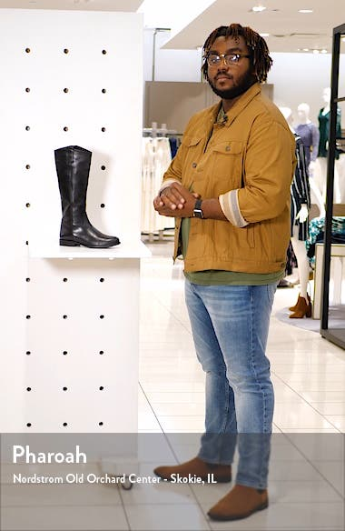 Benji 2 Knee High Riding Boot, sales video thumbnail