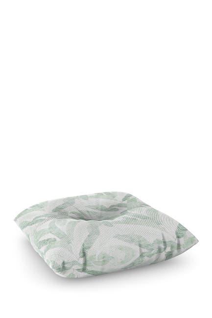 Image of Deny Designs Holli Zollinger Banana Leaf Light Square Floor Pillow
