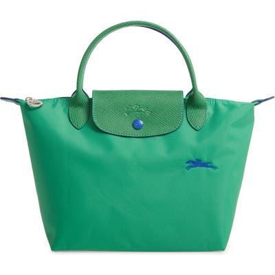 Longchamp Le Pliage Club Tote - Green
