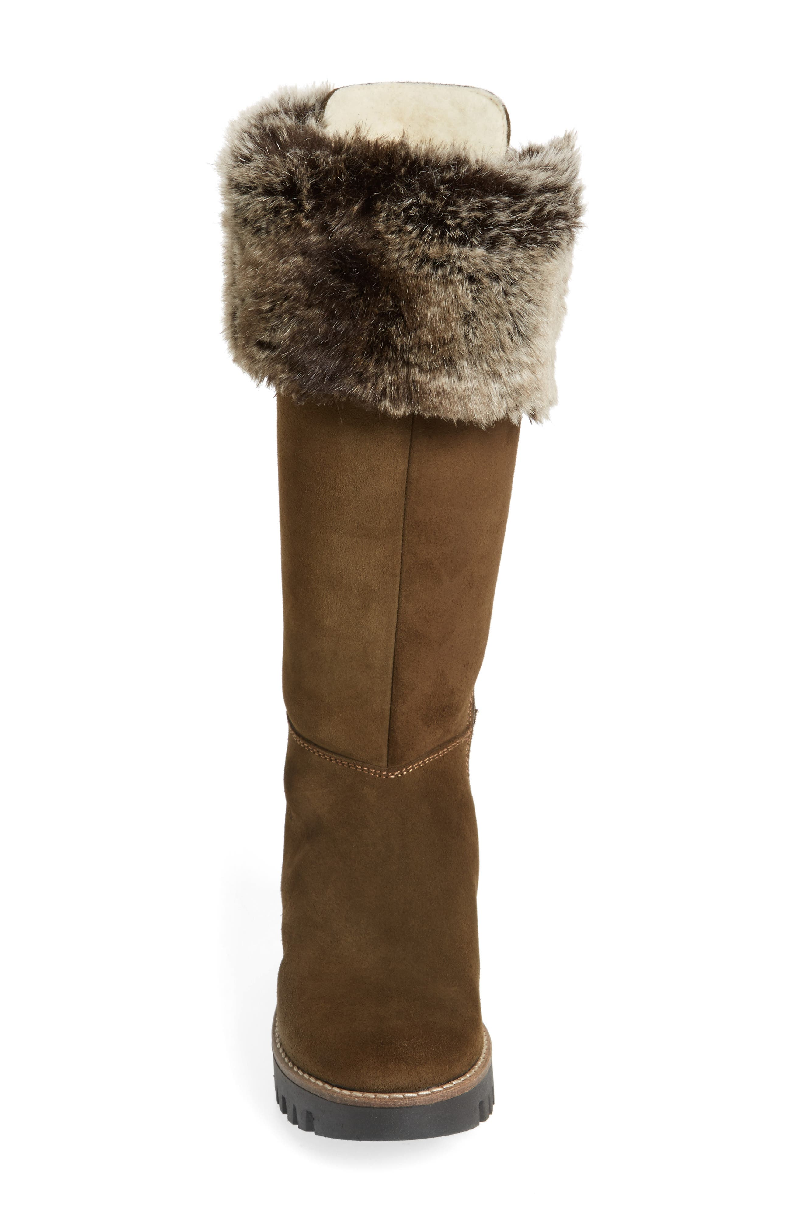 ,                             Graham Waterproof Winter Boot with Faux Fur Cuff,                             Alternate thumbnail 16, color,                             300
