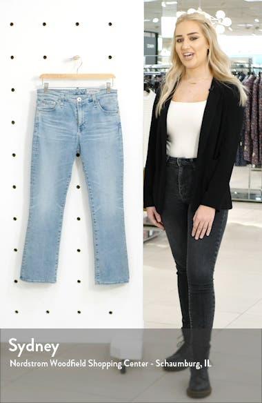 Jodi Slim Fit Crop Flare Jeans, sales video thumbnail