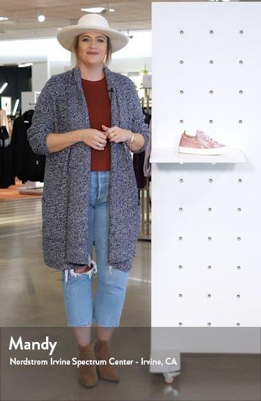 Side Zip Low Top Sneaker, sales video thumbnail
