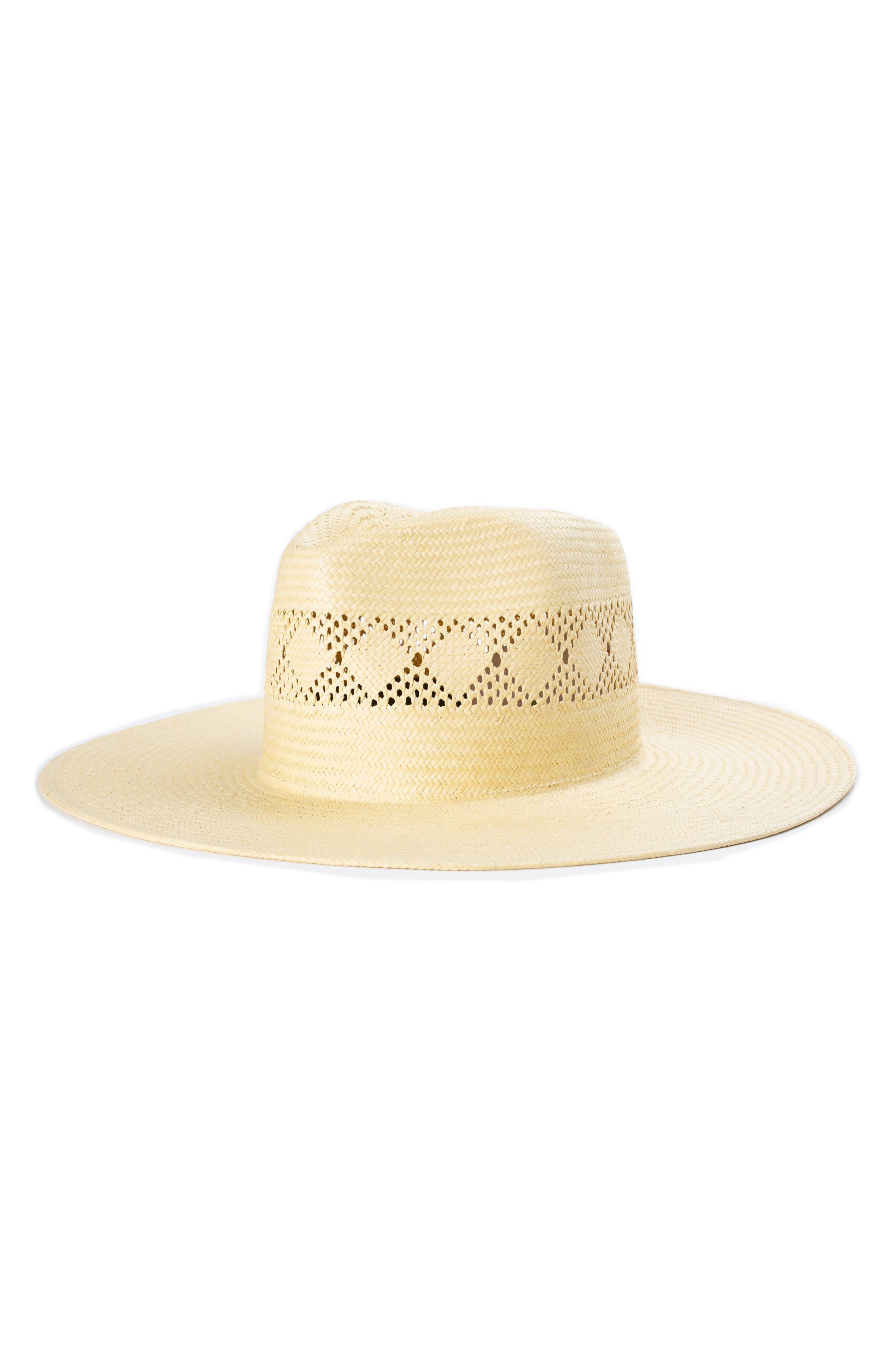 Joanna Iv Sun Straw Hat