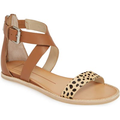 Dolce Vita Nolen One Band Sandal, Brown