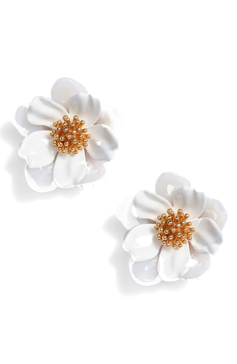 07832d87332ccc kate spade new york floral mosaic stud earrings   Nordstrom