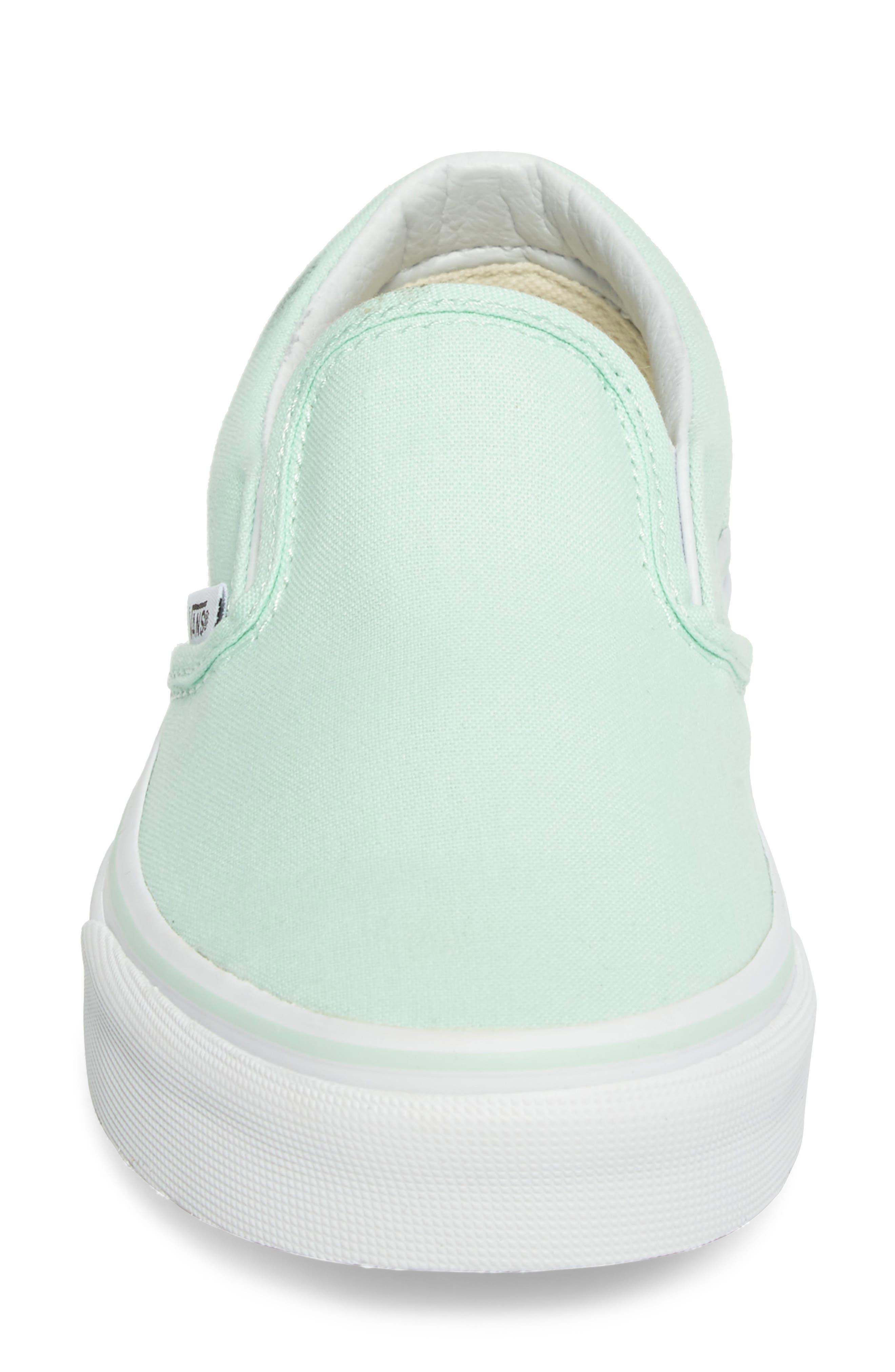 ,                             Classic Slip-On Sneaker,                             Alternate thumbnail 349, color,                             400