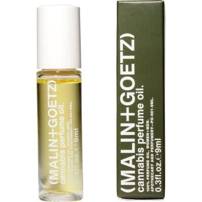 Malim+Goetz Cannabis Perfume Oil