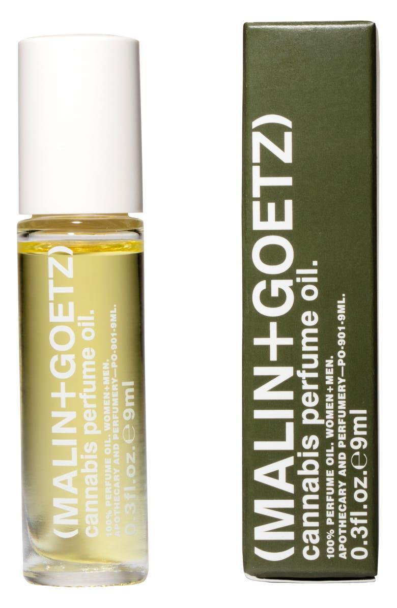 MALIN+GOETZ MALIM+GOETZ Cannabis Perfume Oil, Main, color, NO COLOR