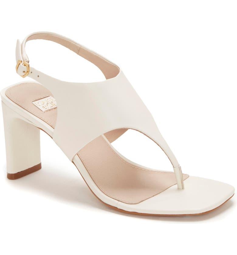 LOUISE ET CIE Lalo Thong Sandal, Main, color, MUSLIN