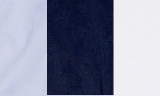 PALE BLUE/ STEEL BLUE/ WHITE