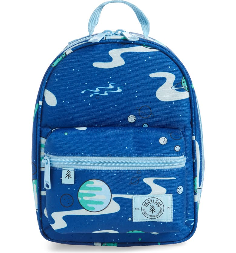 PARKLAND Rodeo Lunch Bag, Main, color, NEBULA GALAXY