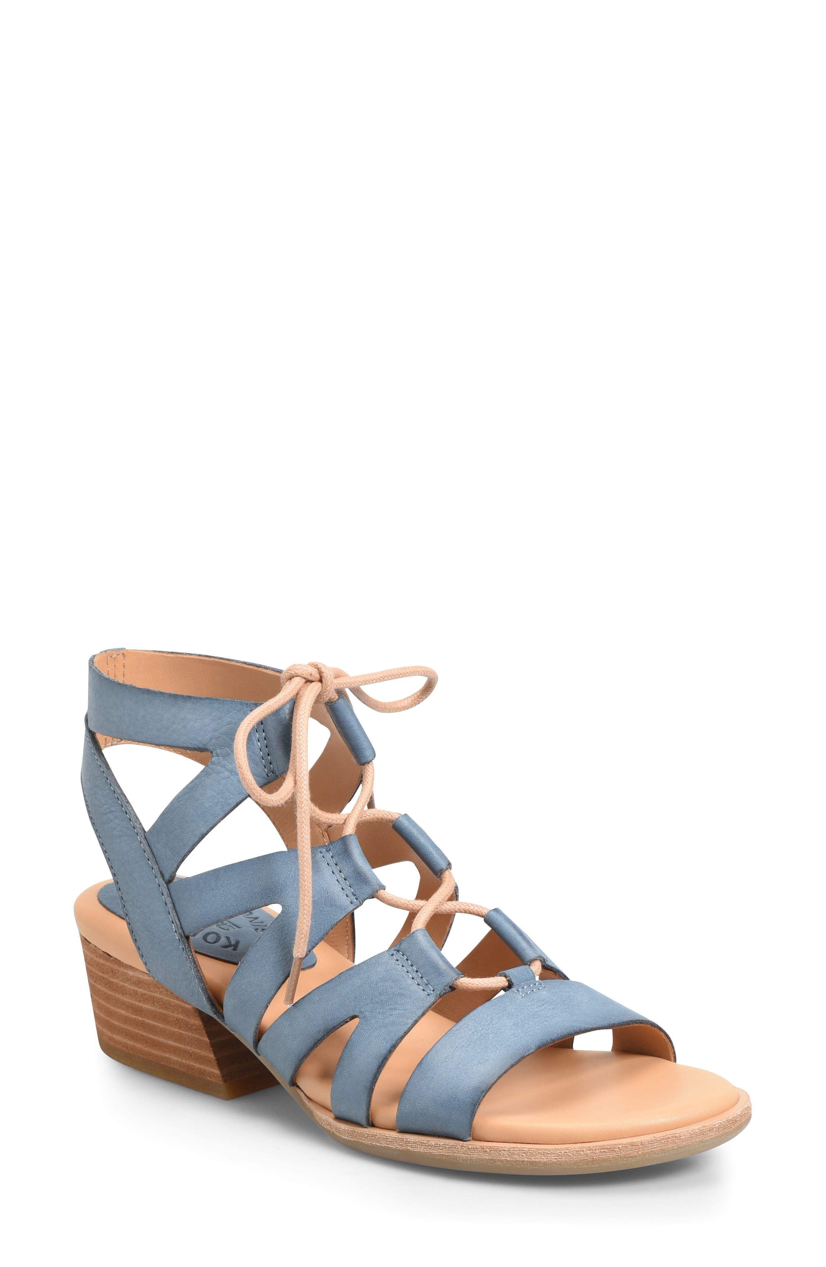 Kork-Ease Skyway Sandal, Blue