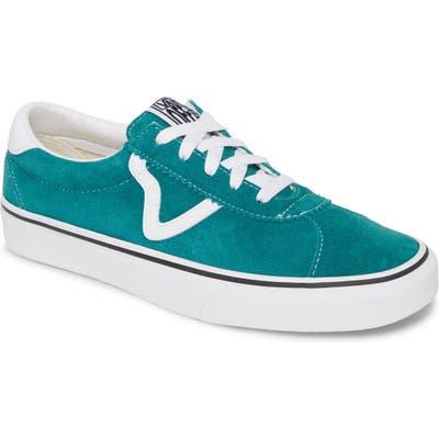 Vans Sport Sneaker- Green