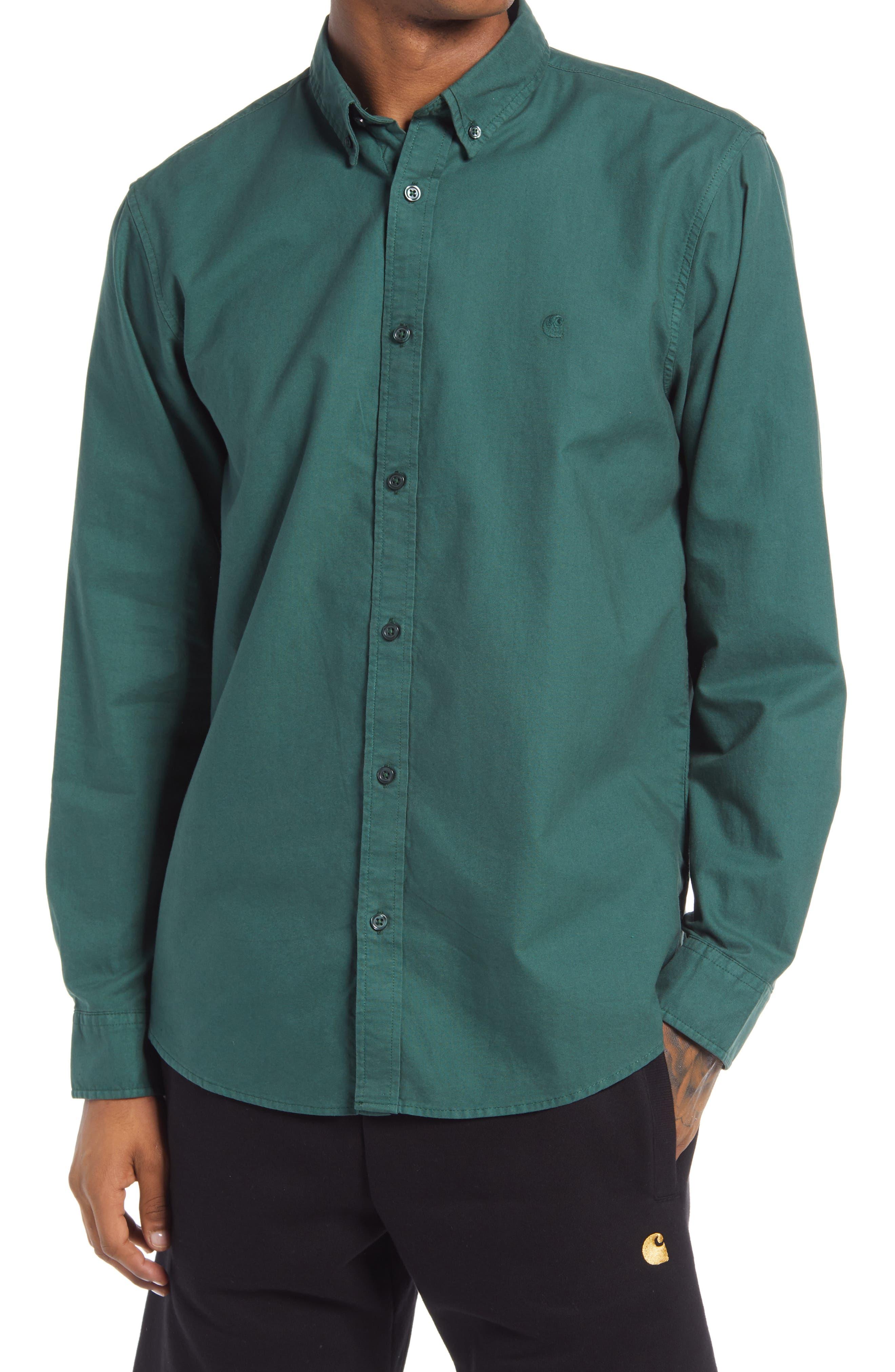 Bolton Long Sleeve Button-Down Shirt
