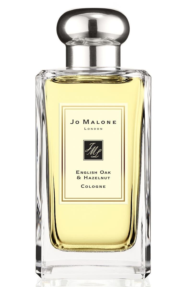 JO MALONE LONDON<SUP>™</SUP> English Oak & Hazelnut Cologne, Main, color, NO COLOR