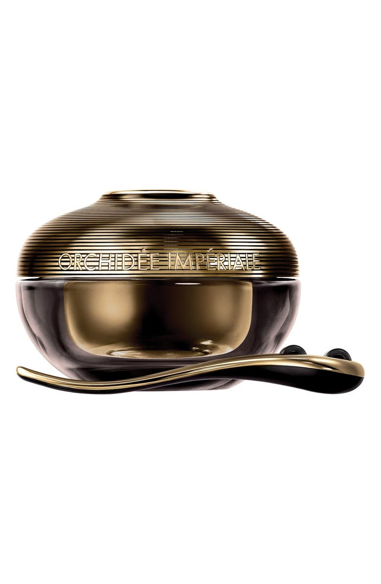 GUERLAIN Orchidée Impériale Black Cream, Main, color, 000
