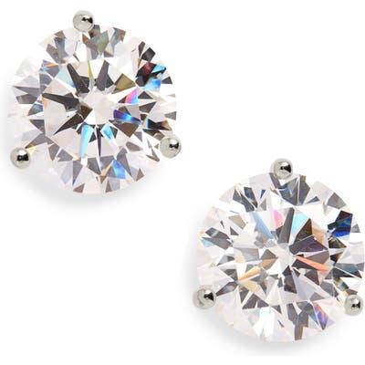 Nordstrom Precious Metal Plated Cubic Zirconia Earrings