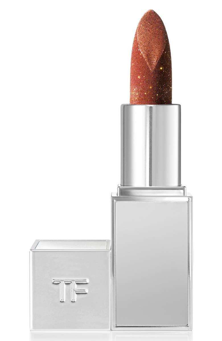 TOM FORD Lip Spark Sequin Lipstick, Main, color, 03 THRUST