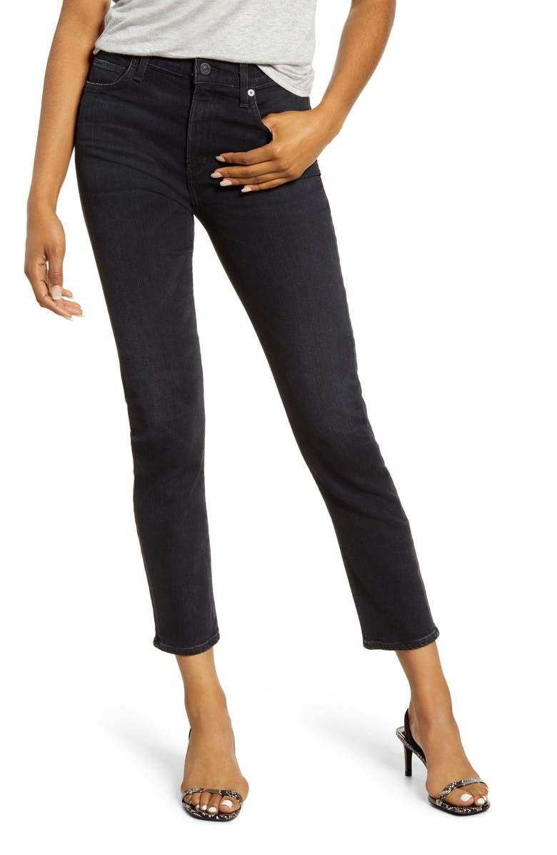 CITIZENS OF HUMANITY Harlow High Waist Ankle Slim Jeans, Main, color, THRILL