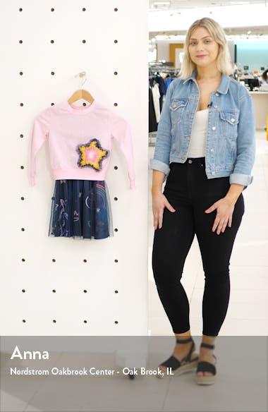 Star Sweatshirt & Tutu Dress Set, sales video thumbnail