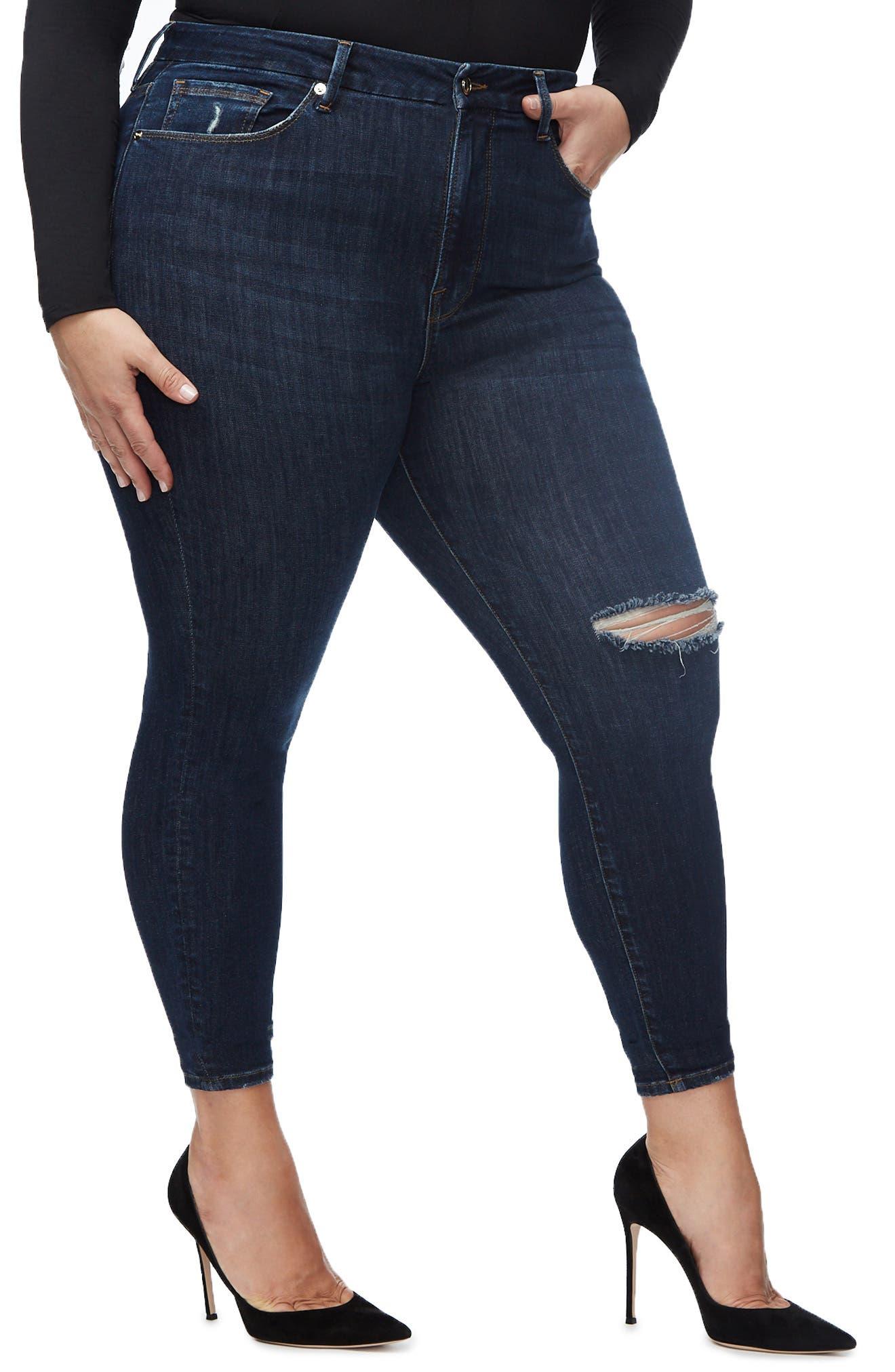 ,                             Good Legs Ankle Skinny Jeans,                             Alternate thumbnail 38, color,                             406