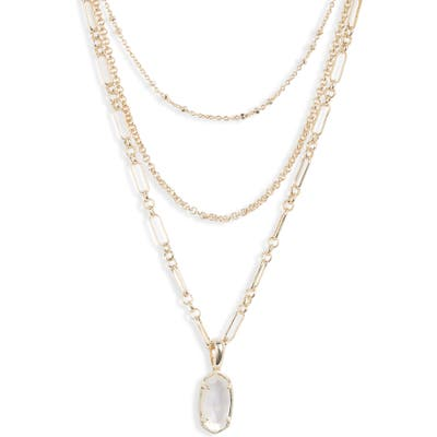 Kendra Scott Ellie Layered Necklace