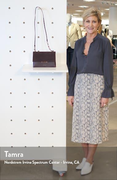 Rhodaa Leather & Suede Shoulder Bag, sales video thumbnail