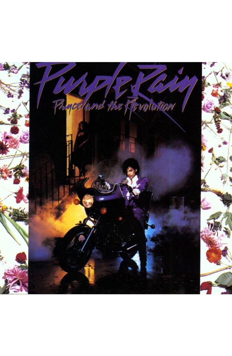 ALLIANCE ENTERTAINMENT Prince 'Purple Rain' LP Vinyl Record, Main, color, 500