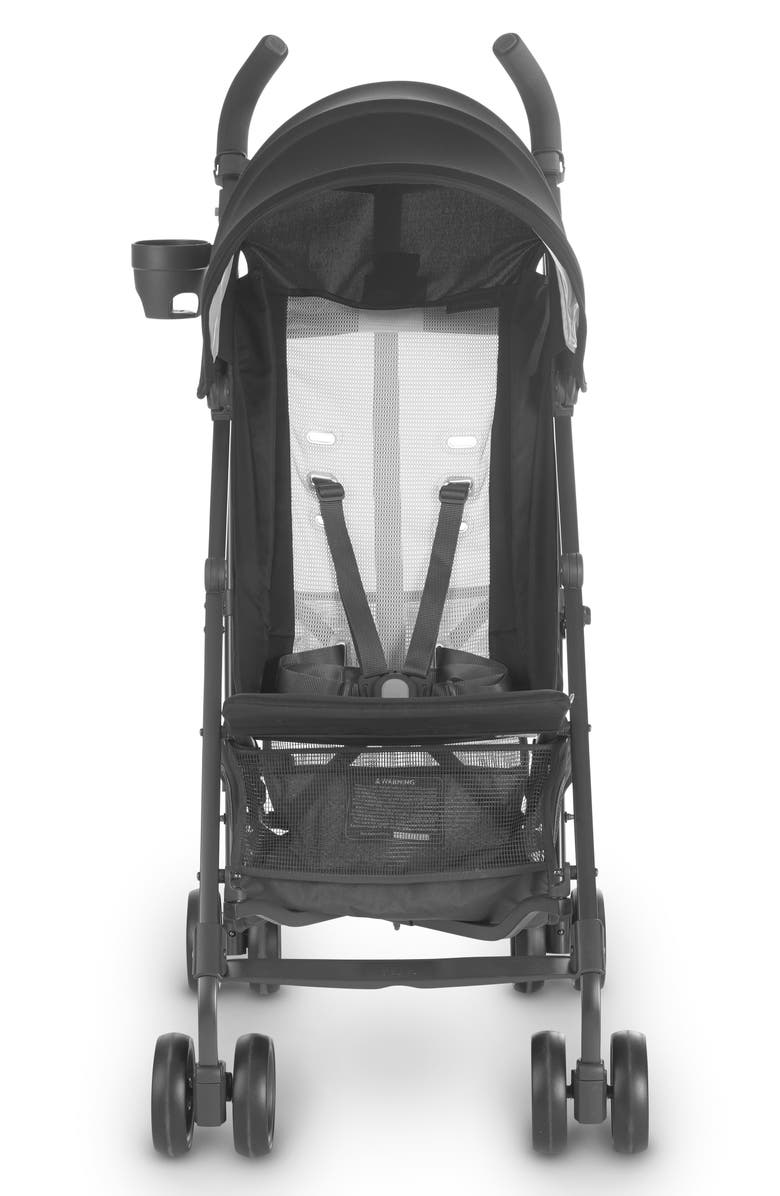 UPPABABY G-LITE 2018 Stroller, Main, color, JAKE BLACK/ CARBON