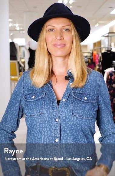 Ingrid Salton Twill Windbreaker, sales video thumbnail