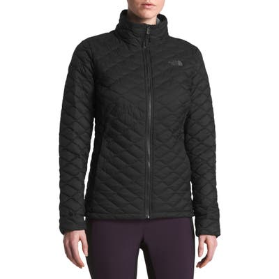 The North Face Thermoball(TM) Full Zip Jacket, Black