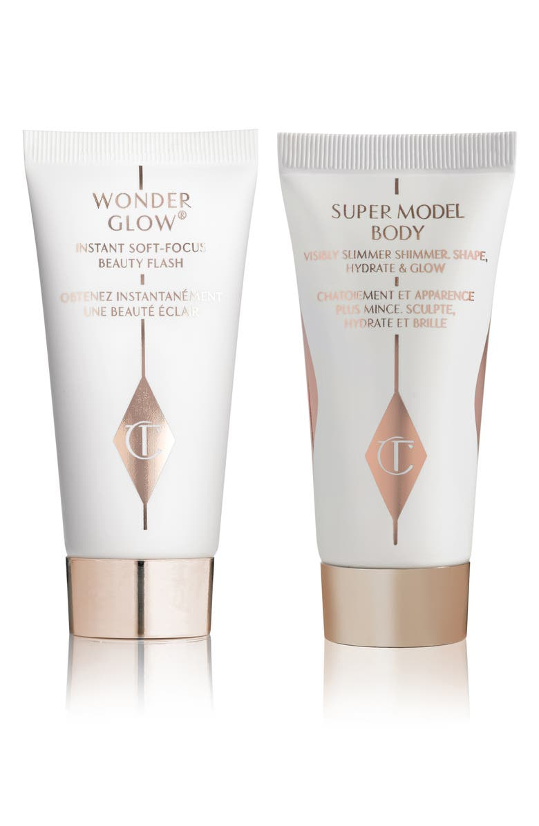 CHARLOTTE TILBURY Glow On the Go Duo, Main, color, NO COLOR