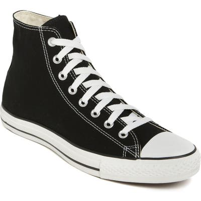 Converse Chuck Taylor High Top Sneaker- Black