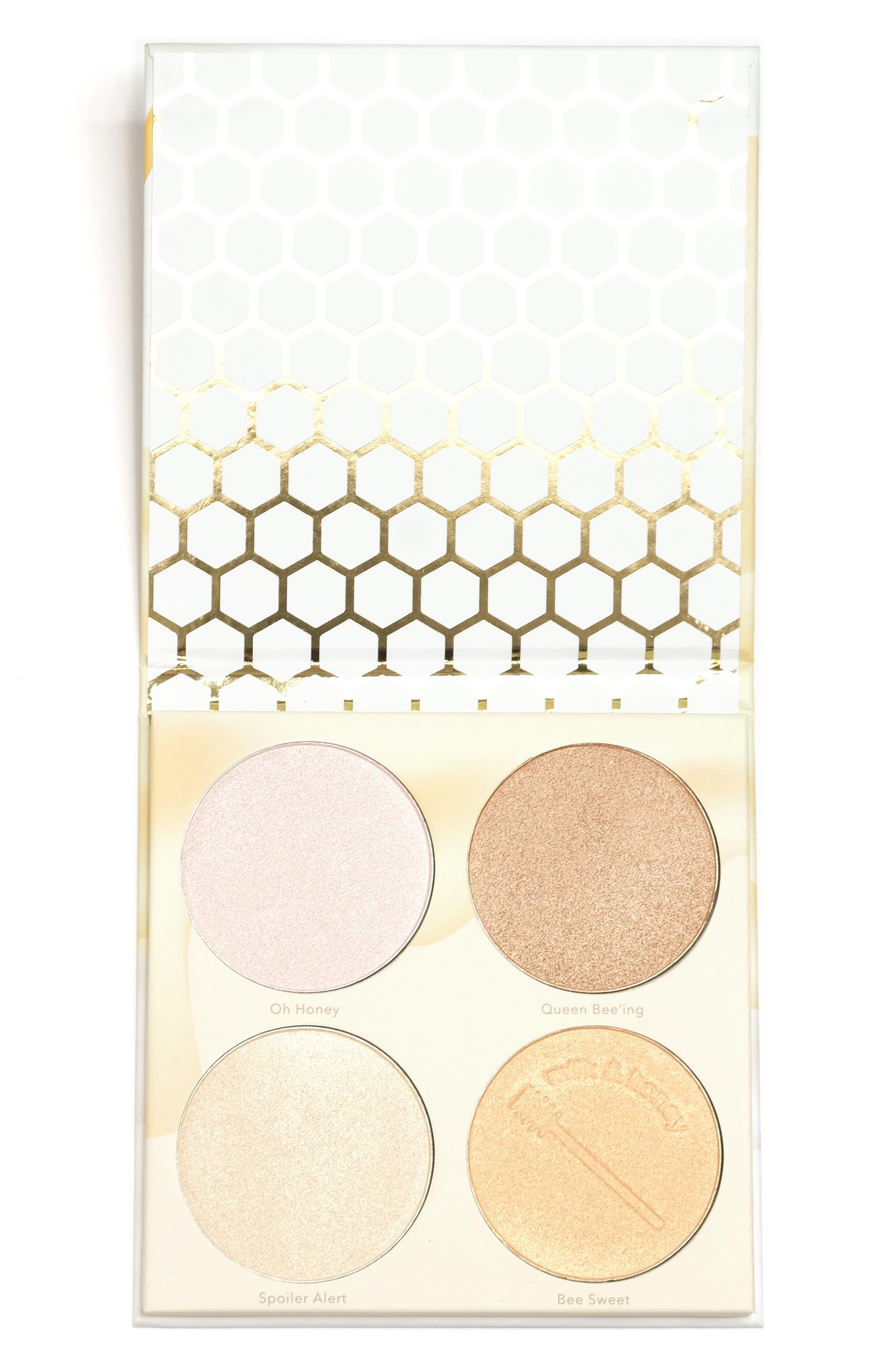 Milk & Honey Highlighting Palette