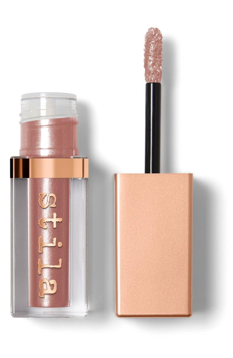 STILA Shimmer & Glow Liquid Eyeshadow, Main, color, JEZEBEL