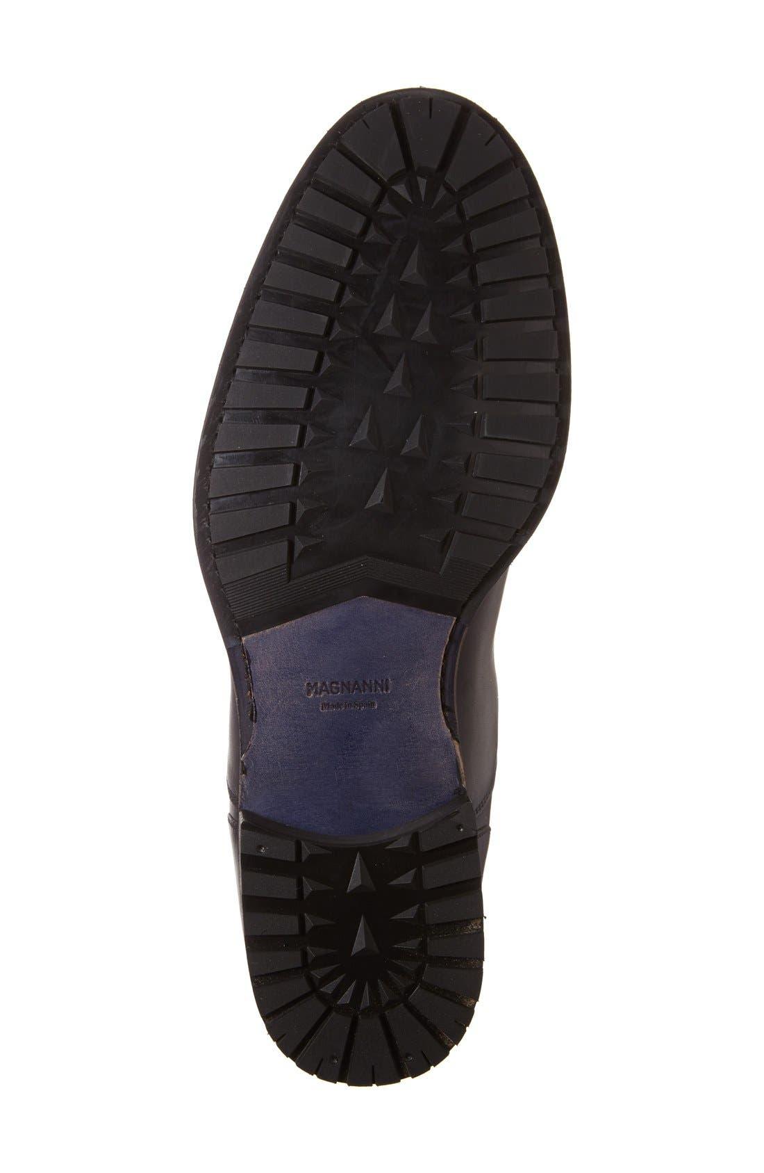 ,                             'Marcelo' Plain Toe Boot,                             Alternate thumbnail 11, color,                             020