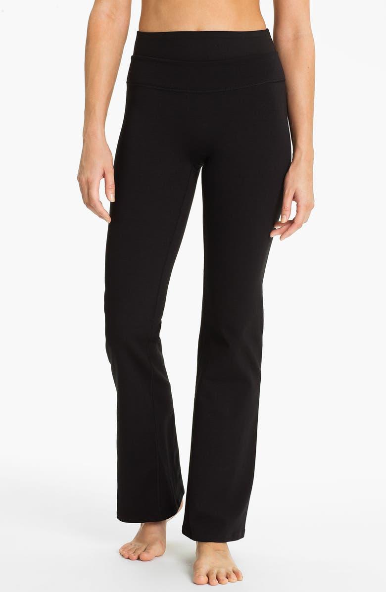 SPANX<SUP>®</SUP> 'Power' Workout Pants, Main, color, 010
