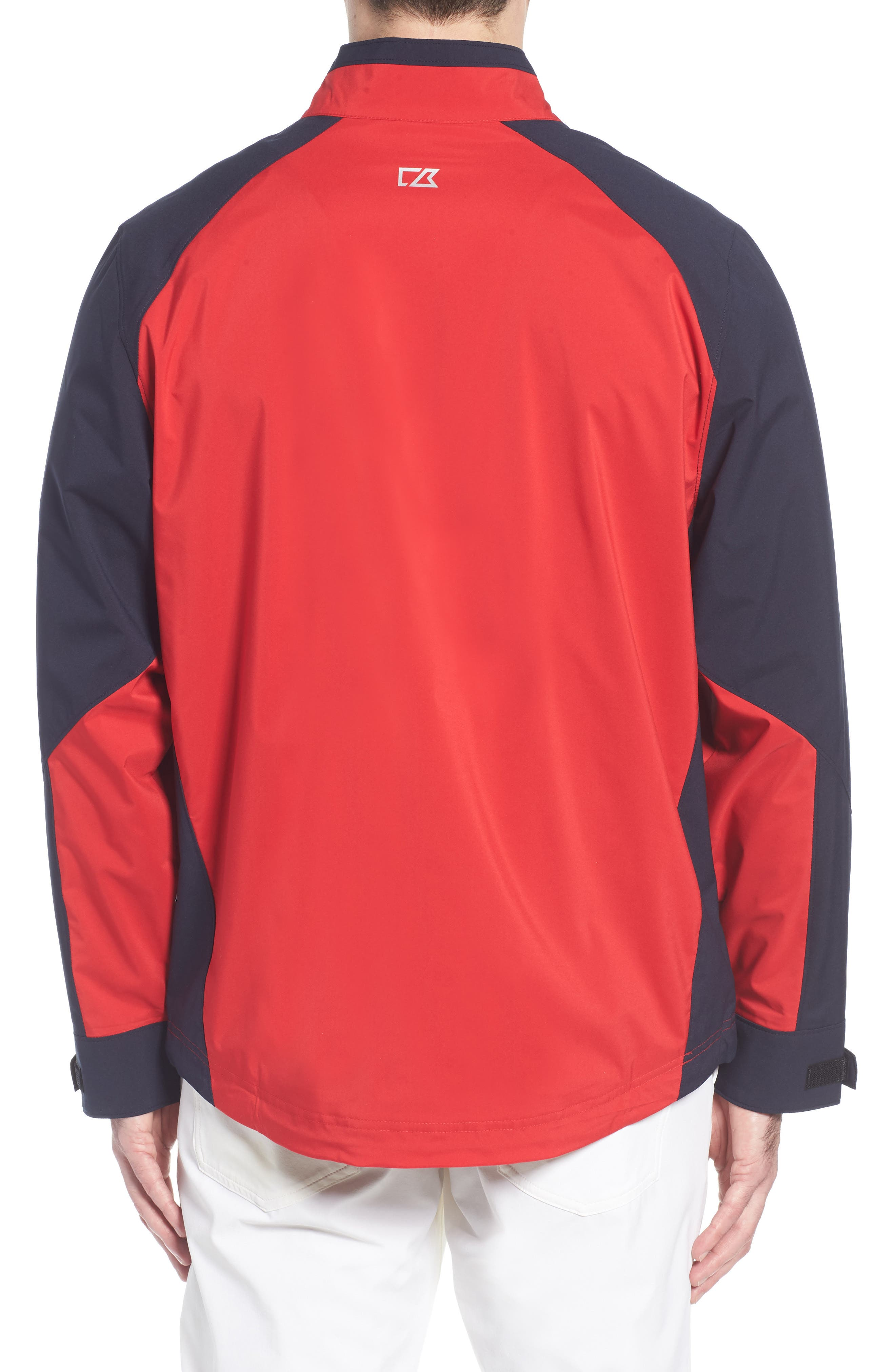,                             'Summit' WeatherTec Wind & Water Resistant Half Zip Jacket,                             Alternate thumbnail 8, color,                             400