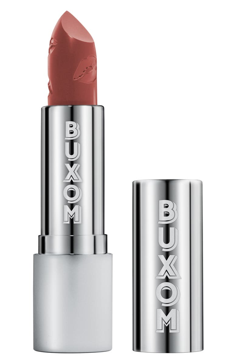 BUXOM Full Force Plumping Lipstick, Main, color, TRIPLE THREAT