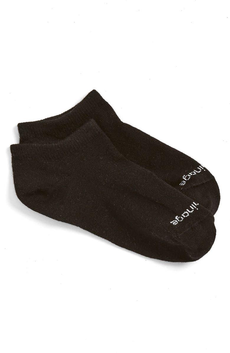 ILUMINAGE Skin Rejuvenating Socks, Main, color, 000