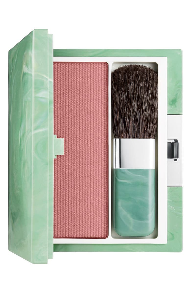 CLINIQUE Soft-Pressed Powder Blusher, Main, color, NEW CLOVER